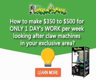 Claw Machines Franchise
